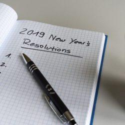 Bouleverse ton année 2019 en 4 conseils essentiels.