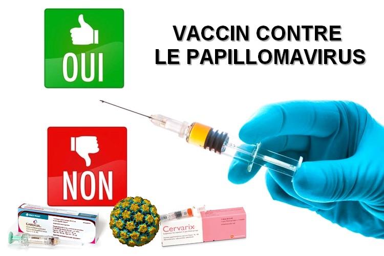 vaccin contre papilloma virus)