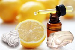 Cooking your meringues with essential oils