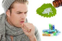 Wie man Husten mit Homöopathie kuriert
