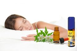 Was Bach Blüten für Schlafstörungen