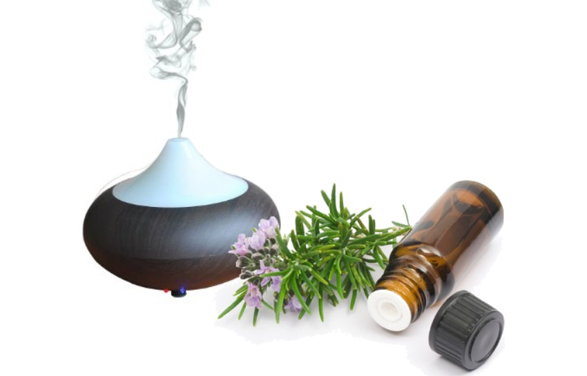 choose your Diffuser of Organic Essential Oils