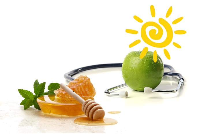 Rem des naturels contre les coups de soleil - Coup de soleil traitement naturel ...