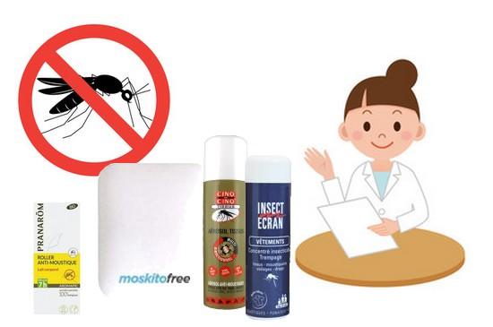 comment choisir son r pulsif anti moustique. Black Bedroom Furniture Sets. Home Design Ideas