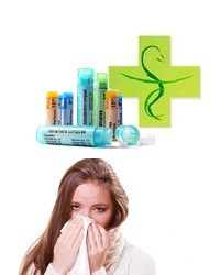 Kit d'homéopathie anti-grippe