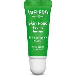 Discover the Skin Food Weleda Intensive Nourishing Lip balm in our French bio online pharmacy