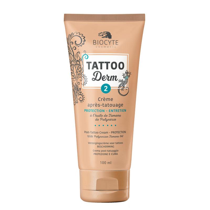 crème tatouage tattoo derm protection de la peau