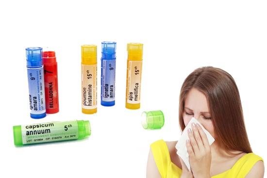 Como curar a gripe com homeopatia