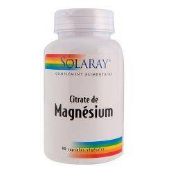 cure anti fatigue avec le citrate de magnésium