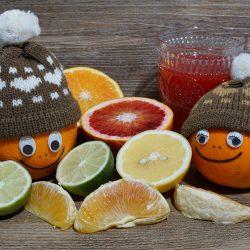 Vitamine C-kuur in de winter