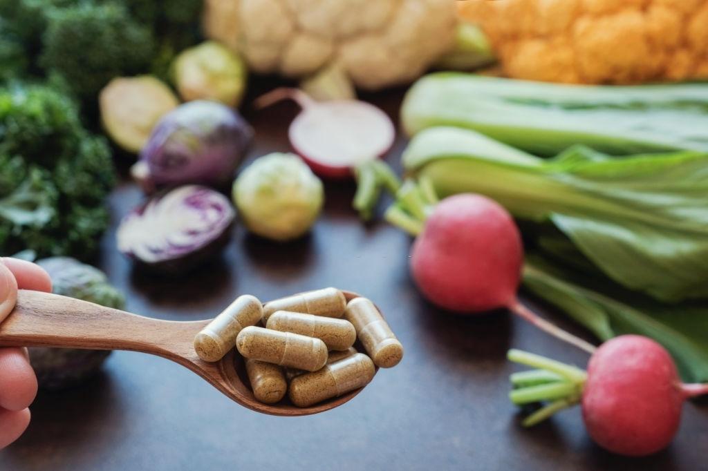 integratori alimentari nell'immunità antivirale