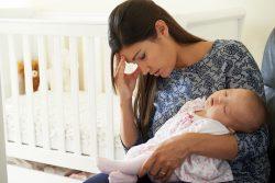 Natürliche Behandlungen für postpartale Depressionen