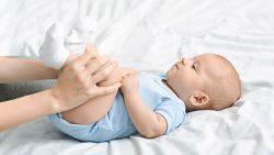constipation in infants